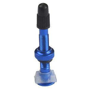 2pcs 48mm Alloy Stem Presta Valve Tool for Road MTB Bike Tubeless Tire