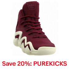 adidas Crazy 8 ADV  Casual Basketball  Shoes - Red - Womens