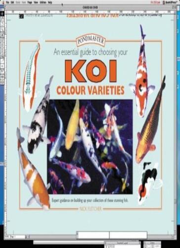 1 of 1 - Koi Colour Varieties: An Essential Guide to Choosing Your Koi (Pondmaster),Nick