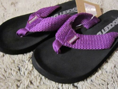 Rocketdog Sunset Webbing Women/'s  Flip flops Assorted Szs /& Colors LAST ONES !!