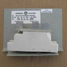 NEW GE Insulated Groundable Neutrals TNI62 60 Amp 600V Model No. 4