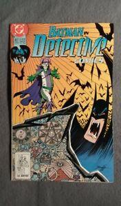 Detective-Comics-617-1990-FN-VF-DC-Comics-Batman-4-Flat-rate-shipping
