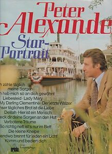 12-034-Vinyl-LP-Peter-Alexander-Starportrait-Ariola-Club-652594