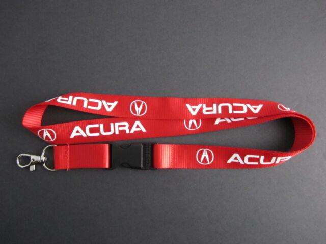 Acura Lanyard Keychain Quick Release Integra RSX TSX TL ILX Da Dc - Acura lanyard