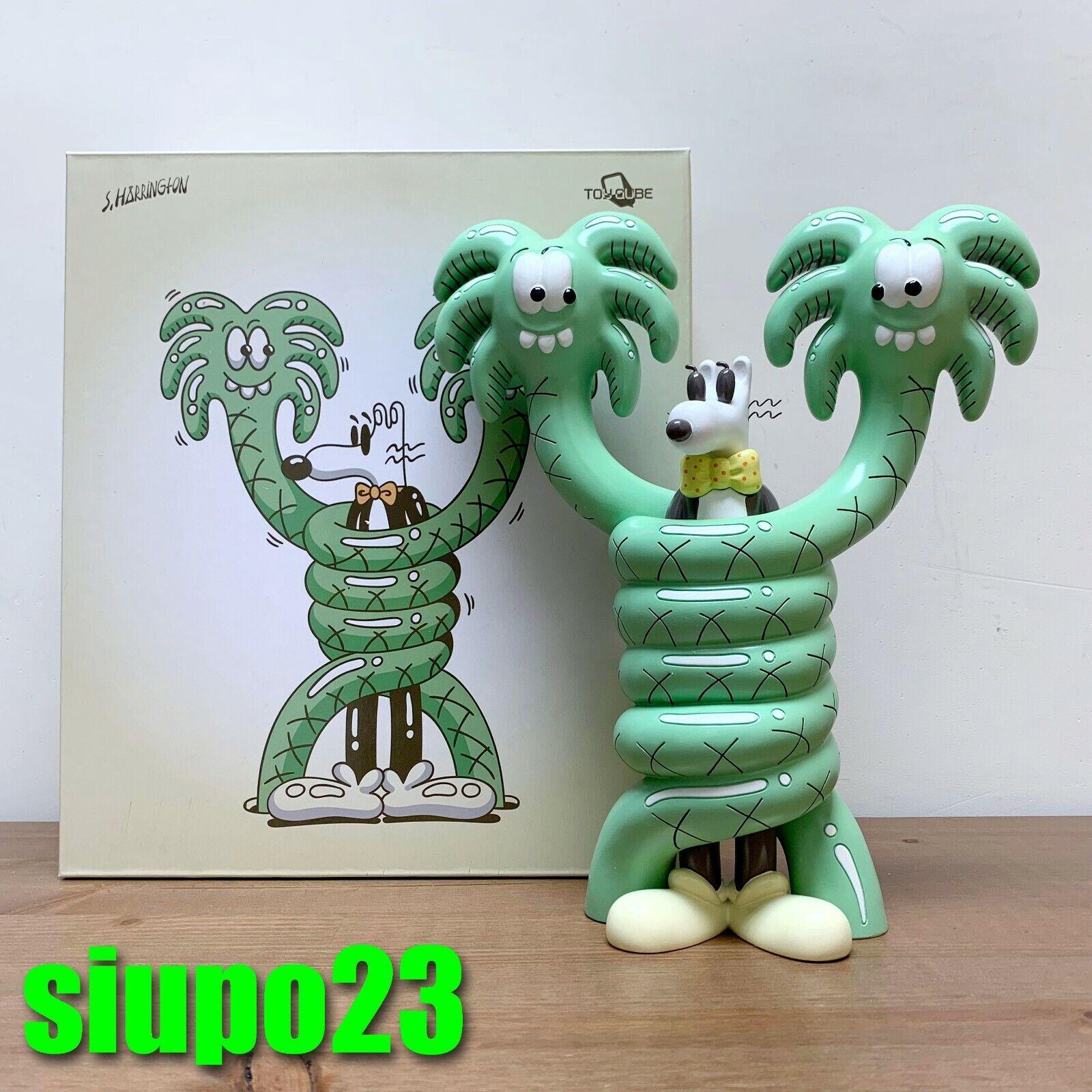 Toy Qube X Steven Harrington  GOTCHA  Sculpture vintage Edition
