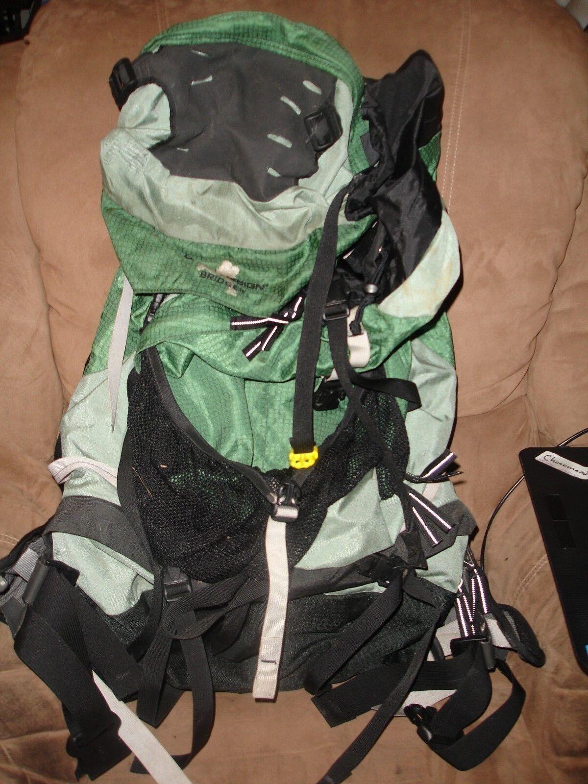 Dana Design Bridger internal frame backpack M L