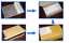 1pcs Brass Metal Sheet Plate 1mm x 200mm x 200mm 90 day warranty