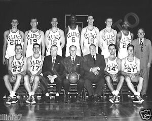 Image is loading 1957-58-BOSTON-CELTICS-NBA-BASKETBALL-8X10-TEAM- e854285f107a