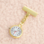 thumbnail 3 - fob-nursing-metal-pendant-pocket-doctor-nurse-watch-with-extra-battery-battery