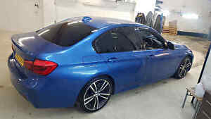 2017 Bmw 320d M Sport Plus Pack 19 Wheels Hk Audio Auto Light