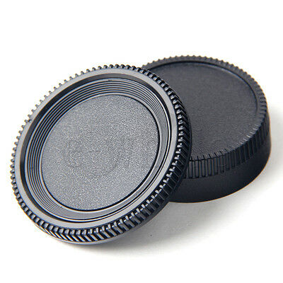 Rear Lens + Camera body Cover cap for NIKON D3100 D3000 D5000 D5100 D7000 TW
