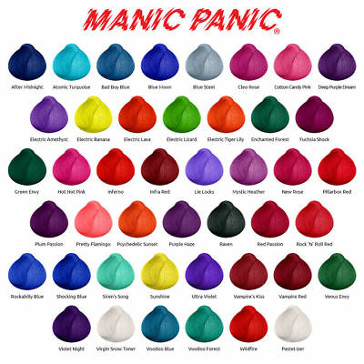 Manic Panic Hair Dye Vegan Cream