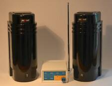 Solar Dual Beam Driveway Alarm,20m Wireless Infrared Dual Beams,JNStar JNWR-6
