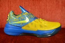 81a9d22bcad34 item 3 WORN ONCE 2012 Nike Zoom KD IV 4 Scoring Title KEVIN DURANT 473679  703 Size 8 -WORN ONCE 2012 Nike Zoom KD IV 4 Scoring Title KEVIN DURANT  473679 703 ...