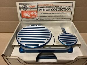 Harley-Davidson-Painted-Motor-Parts-Kit-Aqua-Pearl-94459-94MC