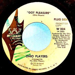 FUNK-DJ-45-OHIO-PLAYERS-Got-Pleasure-I-Wanna-Hear-From-You-Westbound-W-204