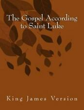The Foster Collection of Bible Books New Testament: The Gospel According to...