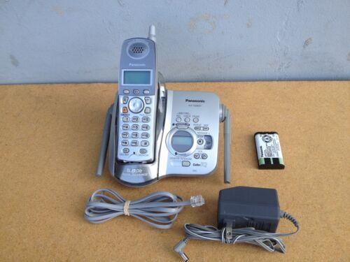 Panasonic KX-TG5634S  KX-TG5634 5.GHZ CORDLESS PHONE  WITH 1 KX-TGA560S