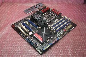 ASUS RAMPAGE EXTREME Socket LGA1366 II Scheda Madre ATX DDR3 CON SCHERMATURA I/O