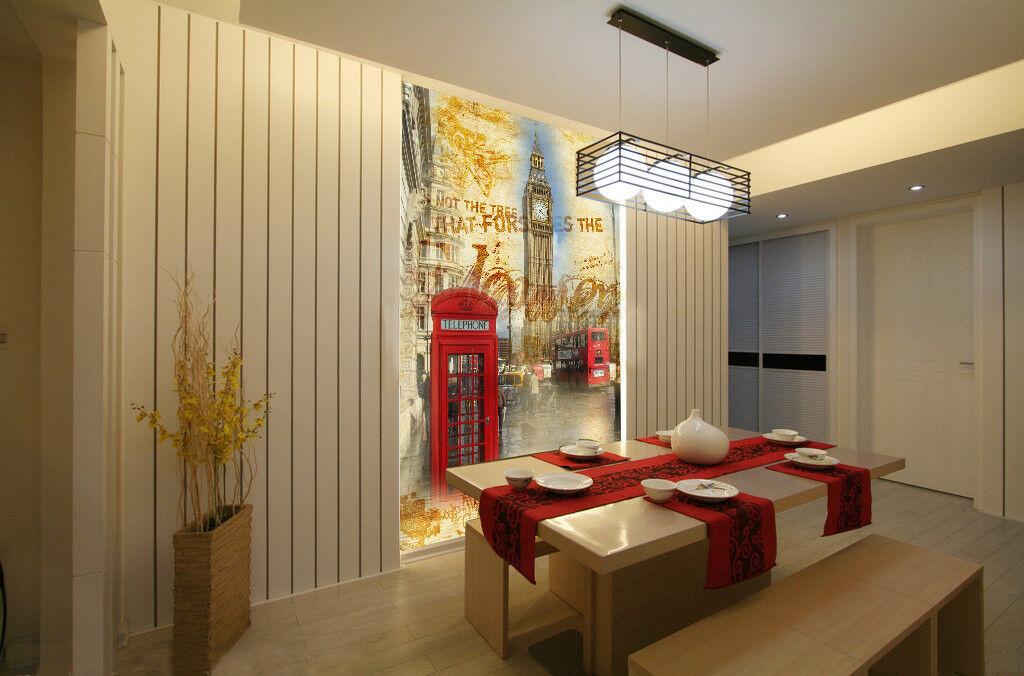 3D City House 498 Wallpaper Murals Wall Print Wallpaper Mural AJ WALL AU Kyra