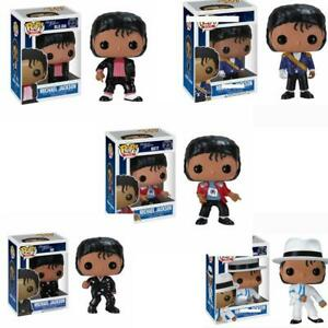 Funko Pop Michael Jackson Doll Vinyl Action Figure Toy Xmas