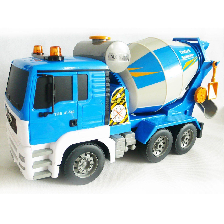 Double E Radio Control MAN TGS Cement Mixer (Extra Version) 1 20 Scale E518-003