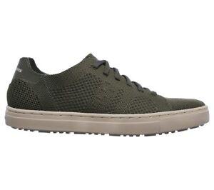 65221-OLV-Zapatillas-Skechers-Alven-Moneco-caqui-Hombre-2018-Textil