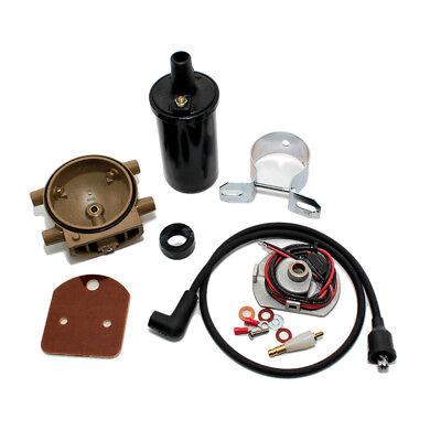 Pertronix Ignitor Chevy//Ford//Honda//Mazda//Datsun 4cyl w//Hitachi Distributor