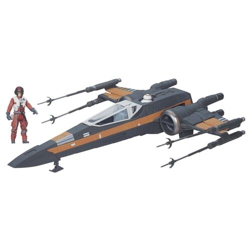 Star Wars The Force Awakens POE/'S X-WING FIGHTER with Poe Dameron Christmas Gift