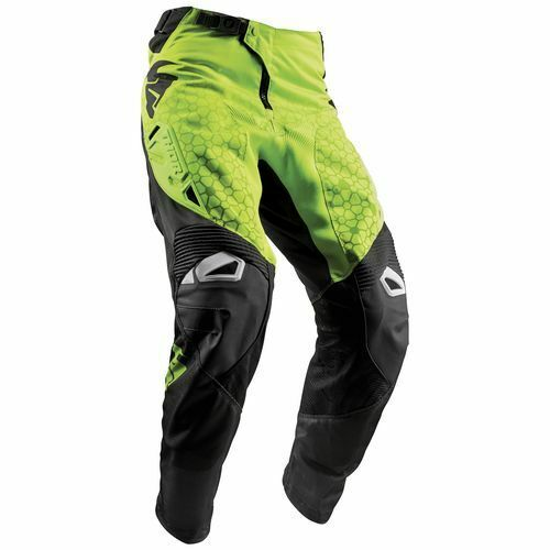 Thor Fuse Bion Mens MX Offroad Pants Lime