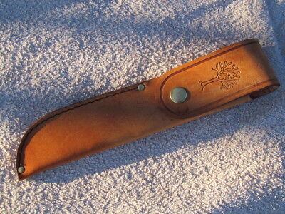 COUTEAU FOURREAU POUR PUMA couteau Buddy 6383//1977 RARE PUMA TOP Solingen