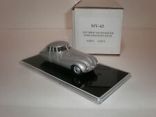 1/43 1937 BMW 328 WENDLER STREAMLINED COUPE  GREY
