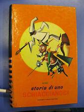 HOFFMANN STORIA DI UNO SCHIACCIANOCI ILL. MARIO POMPEI CURCIO 1955 - A4