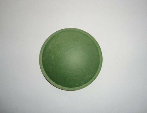 "Top Grade 55mm 6 inch 8 inch 8/"" 6/"" Speaker Subwoofer Dome Dust Cap Cover Green"