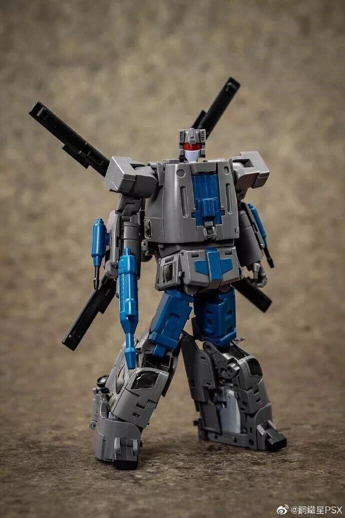 [Jugueteshero] en mano Transformers ocular Max Ox PS-13 Bruticus combinación de batalla