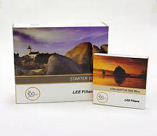 Lee Filters STARTER KIT + Lee 67mm STANDARD ANELLO ADATTATORE. Brand New