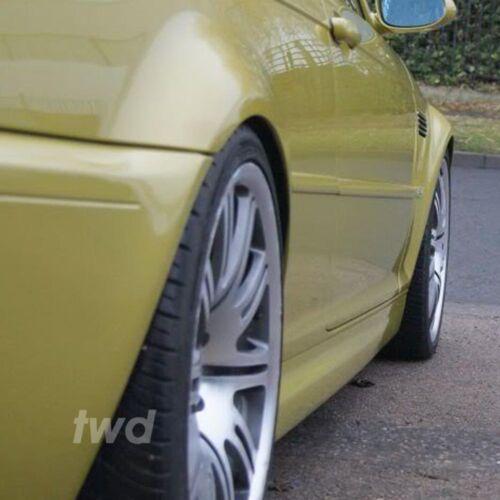 E36//7 E36//8-2C10H31 RUOTA in lega 5MM Kit Distanziali con Bulloni per BMW Z3 M12x1.5