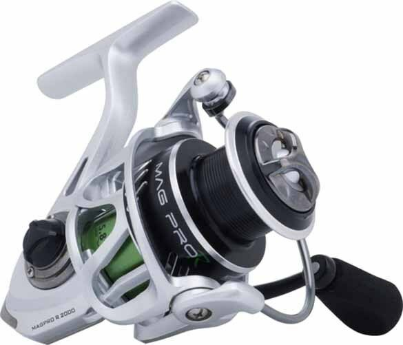 1377174 Mulinello Mitchell Reel Mag Pro R 3000 3000 3000 Trout Area Spinning 8 bb     RN f4852d