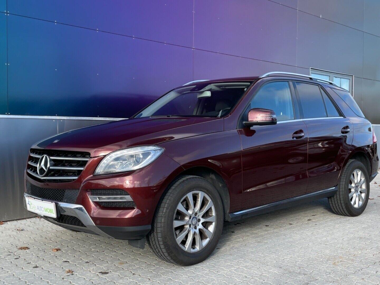 Mercedes ML350 3,0 BlueTEC aut. 4Matic 5d - 449.900 kr.