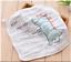 5-piezas-bebe-suave-algodon-bebe-recien-nacido-Toallas-De-Bano-Toalla-alimentacion-saliva-limpie miniatura 6