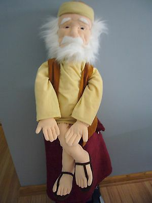 """28"""" Father Abraham - old testament Bible Character Puppet GS2608 by Sunny"""