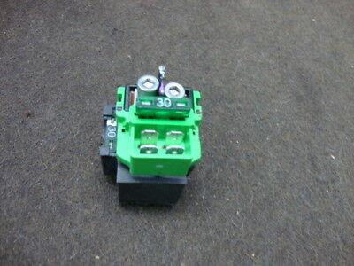 Motor Starter Relay Solenoid for Honda CH250 Elite 89-90 CMX CA250 Rebel 96-17