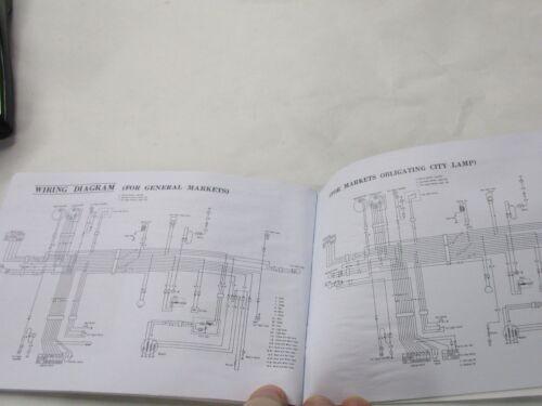Suzuki TS250 owners manual 1974  TS250L