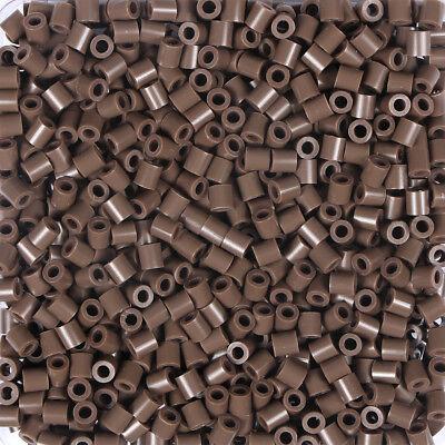 Creativsets Fuse Beads üBerlegene Materialien Artkal 1000 Midi Bügelperlen 5mm Mocha S148