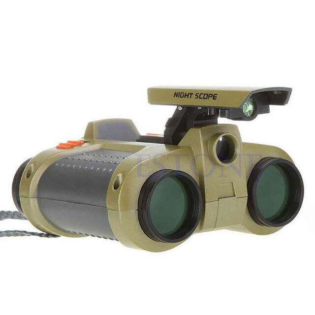 4 x 30mm Night Vision Surveillance Scope Binoculars D&N