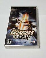 Warriors Orochi (sony Psp, 2008)