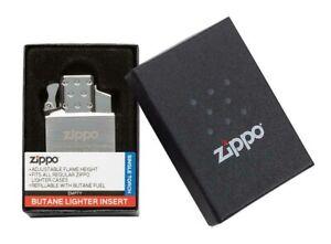 ZIPPO-BUTANE-LIGHTER-INSERT-Single-torch-Simple-flamme