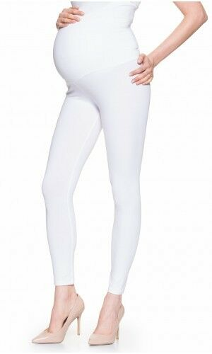 Womens Full Length Maternity Leggings Comfort Warm Pregnancy Nursing wear mTrlgs