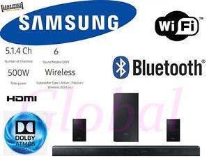 2cb8079c1cb Samsung HWK950 5.1.4 CH Wireless Dolby ATMOS Soundbar Subwoofer ...