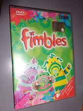 DVD FIMBLES BBC 2 EPISODI COMPLETI 50 MINUTI
